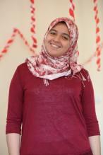 Aya, AGU, international, student, Morocco, Business Administration