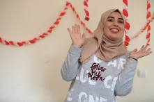 Yasmine, AGU, international, student, Morocco, Business Administration