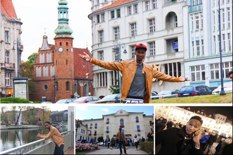 Abdullah Gül University, international, student, Malawi, Erasmus, exchange, partnerships, Poland, UTP, Bydgoszcz
