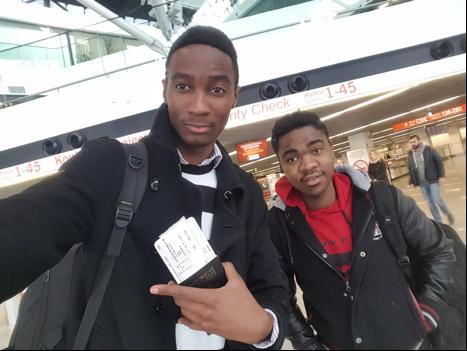 AGU, international, student, friends, Malawi, Poland, trip