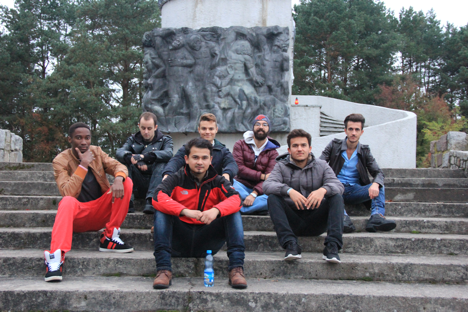 AGU, Erasmus, exchange, Poland, Bydgoszcz, visits, travel