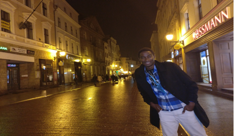 Abdullah Gül University, international, student, from Malawi, in Poland, Erasmus, Exchange