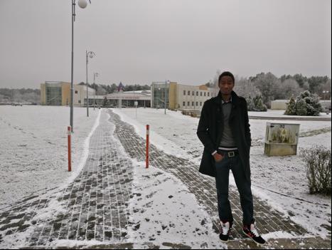 Abdullah Gül University, Erasmus, exchange, Poland, Computer Engineering