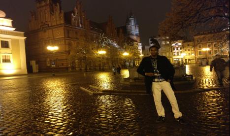 Abdullah Gül University, Malawi, student, Erasmus, Poland, Torun
