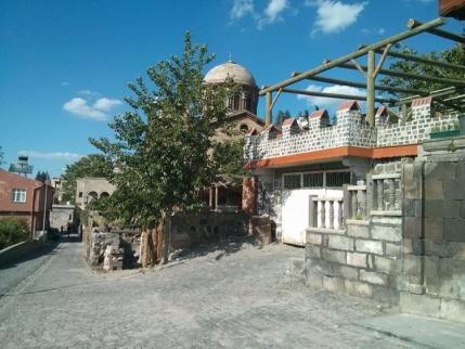 Kayseri, Talas, historical