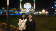Abdullah Gül University, international, students, Pakistan, Kyrgyzstan, Kayseri, castle, meydan