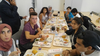 Abdullah Gül University, AGU, canteen, billiard, facilities, on-campus
