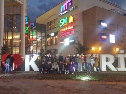 Kayseri, Anatolia, Turkey, international students, Abdullah Gül Unviersity, Welcome, orientation program