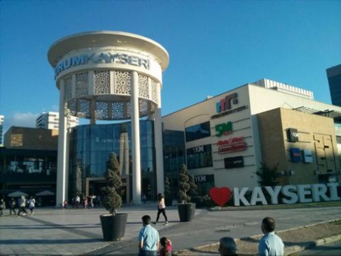 Kayseri, city center, shopping, center, mall, Forum Kayseri, Kayseri Park, friends, weekend, fun, food court