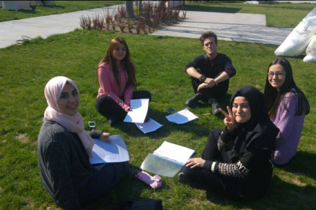 Abdullah Gül University, AGU, international, students, dorms,friends, campus, Model United Nations
