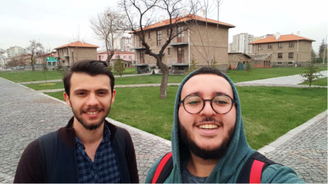Abdullah Gül University, AGU, international, students, Hamza, Morocco, Bilal, Turkey, Business Administration, Undergraduate studies, 100% in English