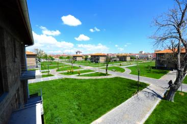 Abdullah Gül University, AGU, State university, Turkey, dorms, student village
