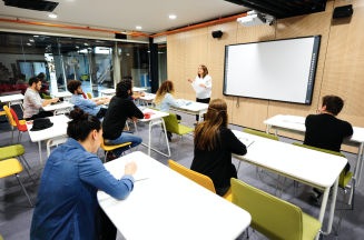 Abdullah Gül Unviersity, Turkey, 100% English taught, professors, curriculum, Undergraduate, graduate, programs, modern calssrooms, on-campus facilities