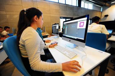 Abdullah Gül University Computer Laboratory
