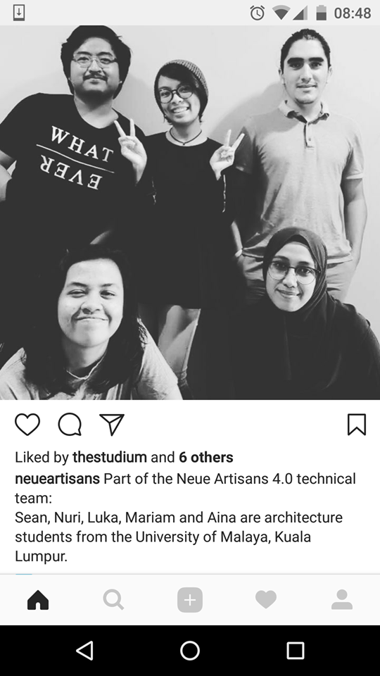 University of Malaya, students, exchange, international students, Abdullah Gül University, student, Luka, Georgia, undergraduate program, Arhcitecture