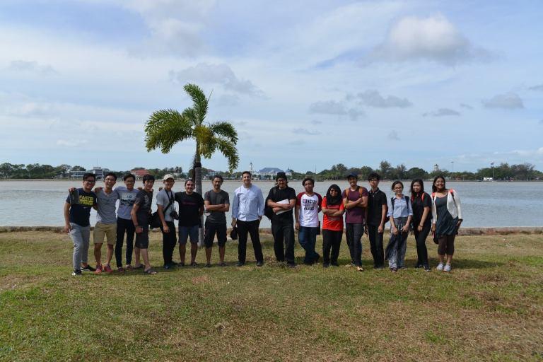 Architecture, students, University of Malaya, exchange students, Luka, Georgia, Abdullah Gül University, AGU