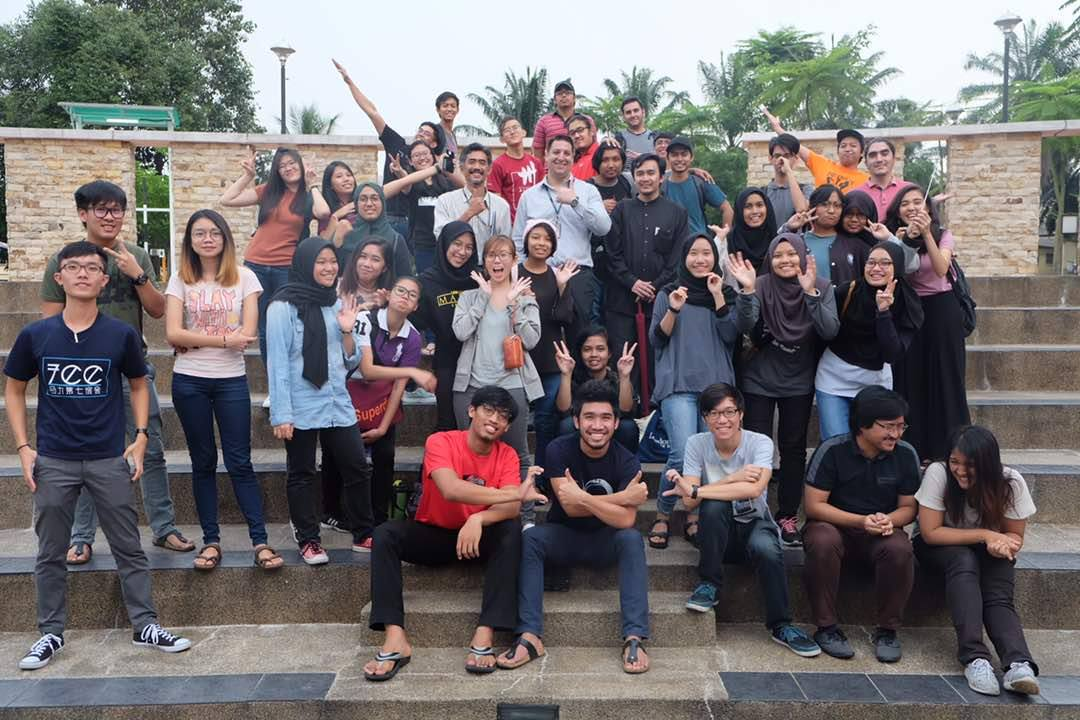 University of Malaya, UM, class, Architecture, exchange students, Luka, Abdullah Gül University, AGU