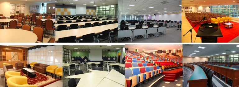 University of Malaya, UM, Faculty of Built Environment, Architecture, conference room, auditorium, lecture rooms, computer lab
