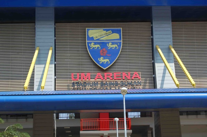 University of Malaya, UM, Stadium