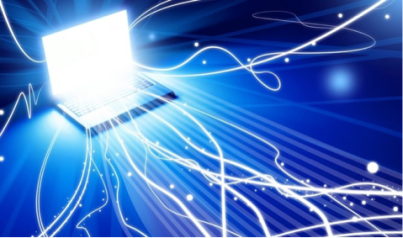 Electricity, internet, wireless, network