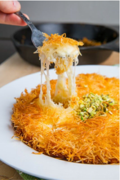 Turkey, Turkish, food, gastronomy, cuisine, Baklava, Künefe