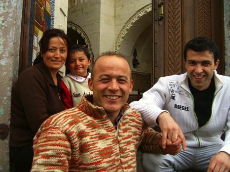 Turkish people, friendly