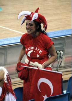Turkey, flag, patriotism