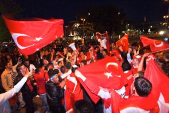 Turkey, flag, I love Turkey