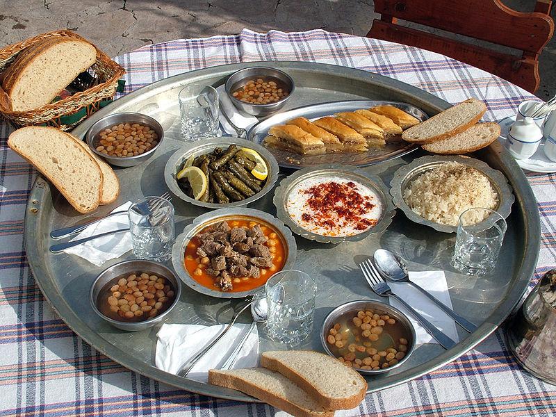 Turkish, food, breakfast, kahvaltı