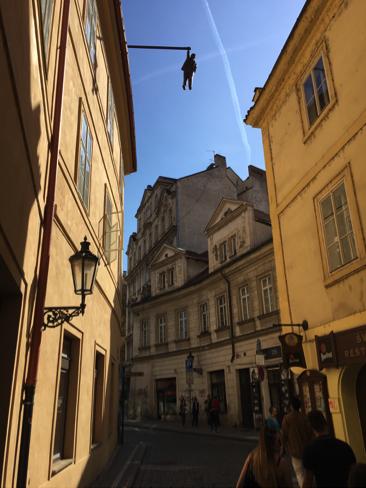 Prague, Sigmund Freud, St Vitus Cathedral, Charles Bridge