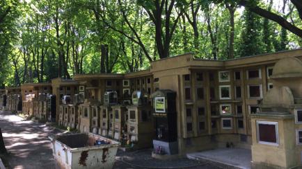 Prague, Czech Republic, Cemeteries