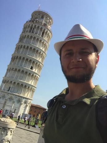 Abdullah Gül University, AGU, Erasmus Exchange, travel in Europe, Pisa, Paris, Vienna, Rome, Venics, Germany, Milan