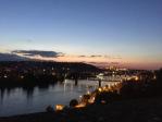 Prague from Vyšehrad, Czech Reublic, Erasmus experience, Abdullah Gül University, student