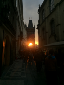 Prague, Charles Bridge, St Vitus Cathedral, St George Basilica