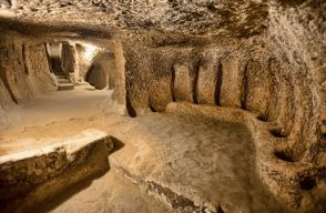 underground-city-uncovered-Cappadocia