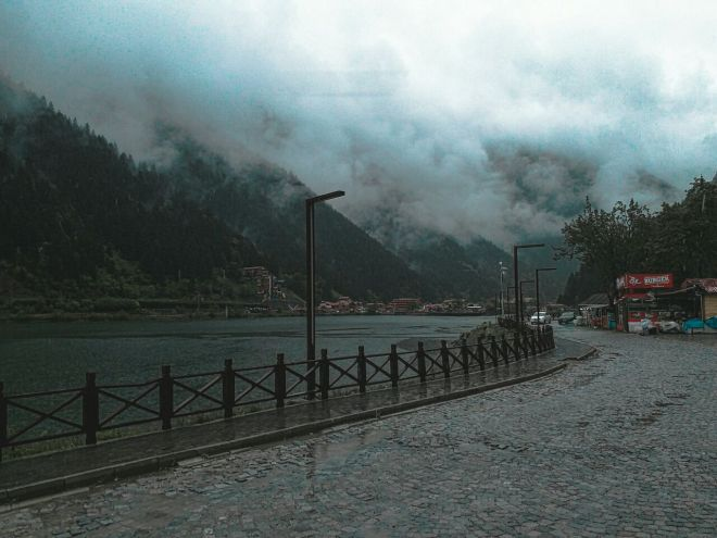 UZUNGOL RIVER