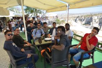 Cappadocia lunch