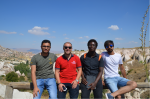 Abdullah Gül University, AGU, international students, orientation program, Cappadocia